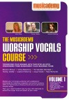Product Image: Musicademy - Worship Vocals Course Vol 1
