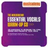 Product Image: Musicademy - Essential Vocals Warm Up CD