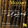 Product Image: W A Mozart, Peter King - Mozart Works for Solo Organ