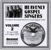 Product Image: Heavenly Gospel Singers - Complete Recorded Works In Chronological Order Vol 2 1936-1937