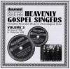 Product Image: Heavenly Gospel Singers - Complete Recorded Works In Chronological Order Vol 3 1938-1939