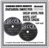 Product Image: Spartanburg Famous Four, Shelby Gospel Four, Gospel Light Jubilee Singers - Carolina Gospel Quartets (1938-1939)