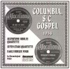 Product Image: Silvertone Jubilee Quartette, Seven Stars Quartette - Columbia S C Gospel 1938: Silvertone Jubilee Quartette, Seven Stars Quartette, Eagle Jubilee Four In Chronological Order