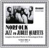Product Image: Norfolk Jubilee Quartet - Norfolk Jazz And Jubilee Quartets Complete Recorded Works In Chronological Order Vol 6 1937-1940