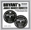 Product Image: Bryant`s Jubilee Quartet - Complete Recorded Works In Chronological Order 1928-1931