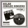 Product Image: Selah Jubilee Singers - Complete Recorded Works In Chronological Order Vol 1 1939-1941