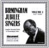 Product Image: Birmingham Jubilee Singers - Complete Recorded Works In Chronologcal Order Vol 2 1927-1930