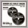 Dunham Jazz/Jubilee Singers - Complete Recorded Works In Chronological Order 1927-1931