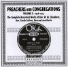 Product Image: Rev W M Chambers, Rev Frank Cotton, Deacon Leon Davis - Preachers & Congregations Vol 2 1926-1941: The Complete Recorded Works Of Rev W M Chambers, Rev Frank Cotton, Deacon Leon Davis