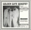 Product Image: Golden Gate Jubilee Quartet -  Radio Transcriptions 1941-1944