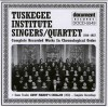 Product Image: Tuskegee Institute Singers, Tuskegee Institute Quartet, Aunt Mandy's Chillin - Tuskagee Institute Singers/Quartet 1914-1927 Complete Recorded Works In Chronological Order
