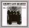 Product Image: Golden Gate Quartet - Complete Recorded Works In Chronological Order Vol 1 1937-1938