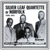 Product Image: Silver Leaf Quartette Of Norfolk - Complete Recorded Works In Chronological Order 1928-1931