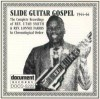 Product Image: Rev Lonnie Farris, Rev LeVol Franklin, Rev Utah Smith, Thelma William - Slide Guitar Gospel 1944 -1964