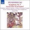 Product Image: Krzysztof Penderecki, Warsaw National Philharmonic Choir and Orchestra - Symphony No 7 Seven Gates Of Jerusalem