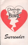 Product Image: Change Of Heart - Surrender