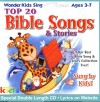 Product Image: Wonder Kids - Top 20 Bible Songs & Stories