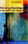 Mcintosh & Reeves - Thriving Churches in the Twenty-First Century