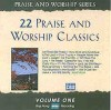 Product Image: Praise And Worship Series - 22 Praise And Worship Classics Vol 1