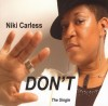 Product Image: Niki Carless - Don't Conform