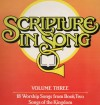 Product Image: Scripture In Song - Scripture In Song Vol 3: 24 Worship Songs From Book Two Songs Of The Kingdom