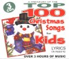 Product Image: Wonder Kids - A Treasury Of The Top 100 Christmas Songs For Kids