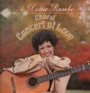 Product Image: Dottie Rambo - A Dottie Rambo Choral Concert Of Love