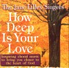 Product Image: Jane Lilley Singers - How Deep Is Your Love