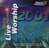 Product Image: Spring Harvest - Live Worship 2001