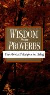 Laura Mains - Wisdom from Proverbs