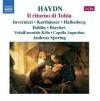 Product Image: Franz Joseph Haydn - Il Ritorno Di Tobia