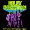 Product Image: Billy Preston - That's The Way God Planned It