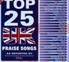 Product Image: Various - Top 25 UK Praise Songs