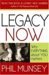 Phil Munsey - Legacy Now