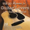 Product Image: Jonathan Burchfield - The Top 20 Hymns For Guitar Lovers