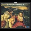 Product Image: Philipp Heinrich Erlebach, Les Amis de Philippe, Ludger Remy - Selected Sacred Cantatas