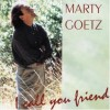 Product Image: Marty Goetz - I Call You Friend