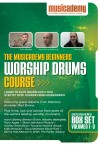 Product Image: Musicademy - Worship Drums Course: Beginners Box Set Vol 1-3
