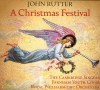 Product Image: John Rutter, The Cambridge Singers, Farnham Youth Choir, Royal Philharmonic Orch - A Christmas Festival