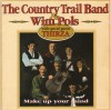 Product Image: The Country Trail Band & Wim Pols - Make Up Your Mind
