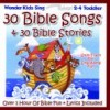 Product Image: Wonder Kids - 30 Bible Songs And 30 Bible Stories