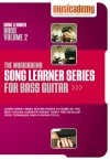 Musicademy - Song Learner Series For Bass Guitar Vol 2