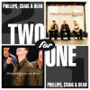 Product Image: Phillips, Craig & Dean  - Two For One: Restoration/Let My Words Be Few