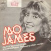 Mo James - All For The Love Of You/Magdalene