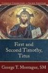 George T Montague - First And Second Timothy, Titus