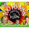 Product Image: Wonder Kids - 100 Hymns & Praise Songs For Kids