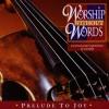 Product Image: Worship Without Words, David Davidson - Prelude To Joy
