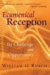 William G. Rusch - Ecumenical Reception