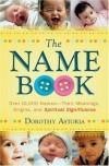 Dorothy Astoria - The Name Book