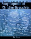 Ed Reese - Reese Chronological Encyclopedia of Christian Biographies